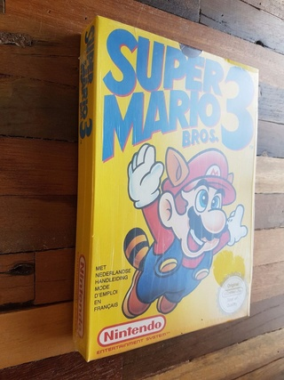 NES faux blister souple Super Mario Bros Qsfqsf11