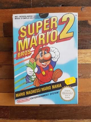 NES faux blister souple Super Mario Bros S-l10010