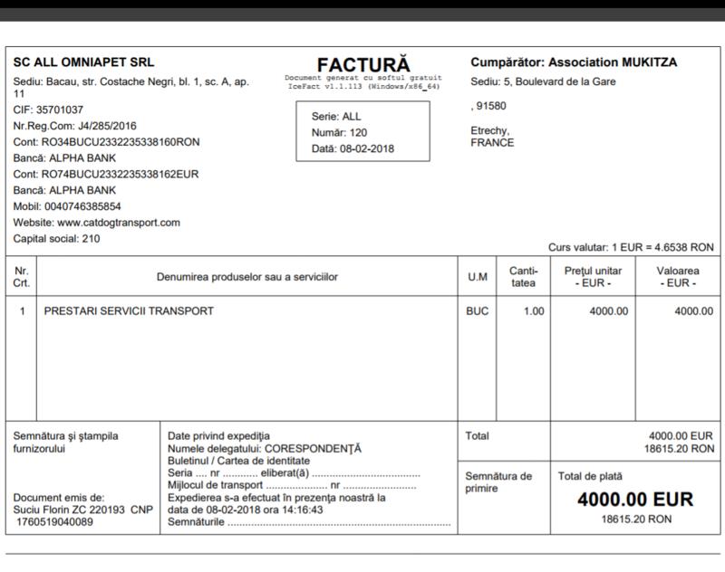 Arrivée du 3 mars 2018 par camion (Roumanie) Img_2012