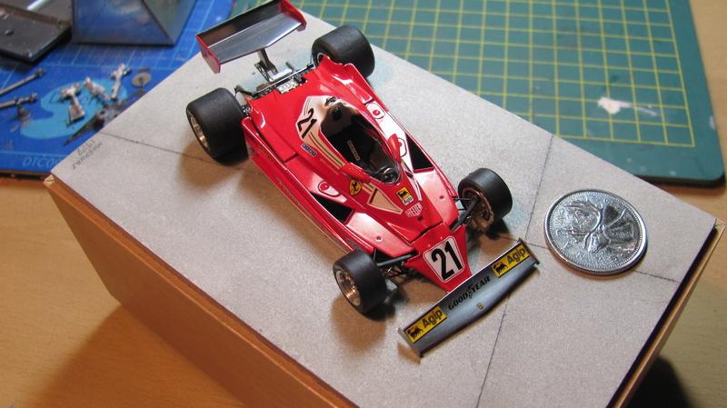 Ferrari 312T2 1/43 Tameo Img_5011