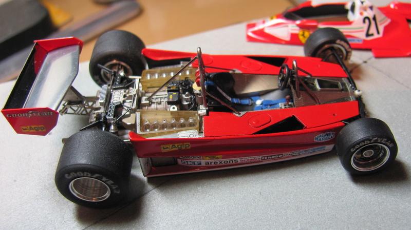Ferrari 312T2 1/43 Tameo Img_5012