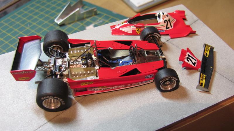 Ferrari 312T2 1/43 Tameo Img_5013