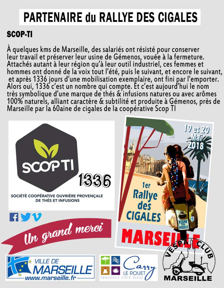 SPONSORS OFFICIELS pour le rallye des CIGALES Affich24