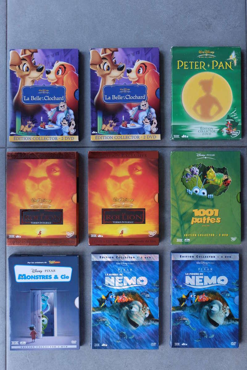 [Recherche - Vente] Le Coin des Blu-ray et DVD Disney !  (TOPIC UNIQUE) - Page 13 Dscf3910