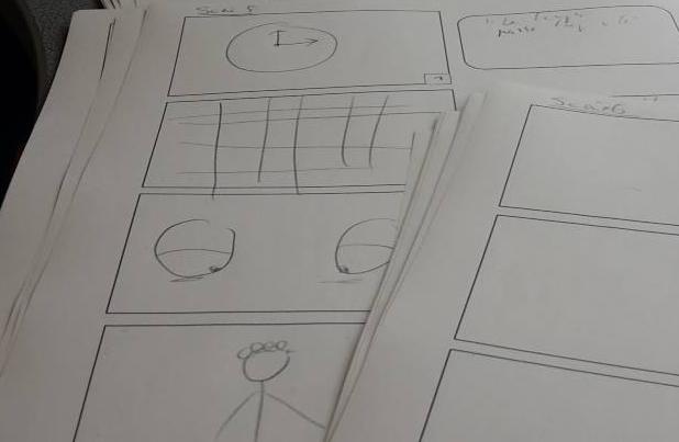 Réaliser une fiction quand on est amateur Storyb10