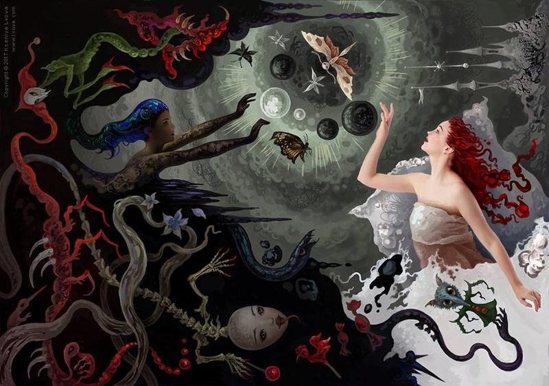 Of Maira Moritári - Queen of Darkness & Blood 0_the_10