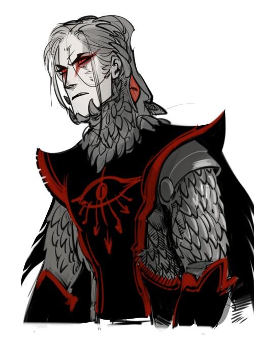 Mairon - The fire-hearted Maia & SAURON  301b1b10