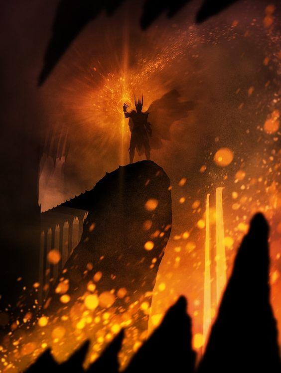 Melkor + Sauron = Morgoth   3da0ba10