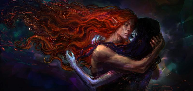 Mairon - The fire-hearted Maia & SAURON  44473f10