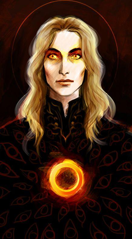 Mairon - The fire-hearted Maia & SAURON  782bce10