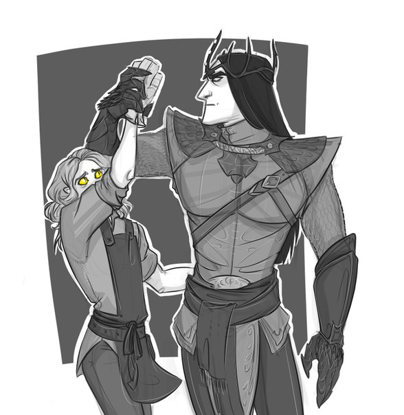 Melkor + Sauron = Morgoth   B4395110