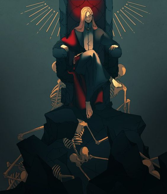 Melkor + Sauron = Morgoth   D3caeb10