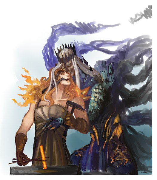 Melkor + Sauron = Morgoth   Dlnb-r10