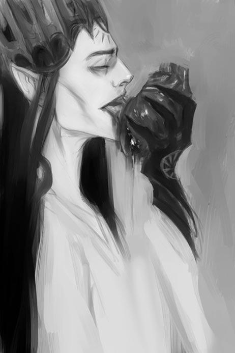 Melkor + Sauron = Morgoth   Dmmosu11
