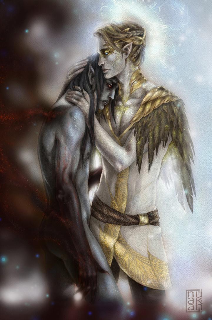 Mairon - The fire-hearted Maia & SAURON  Togeth10