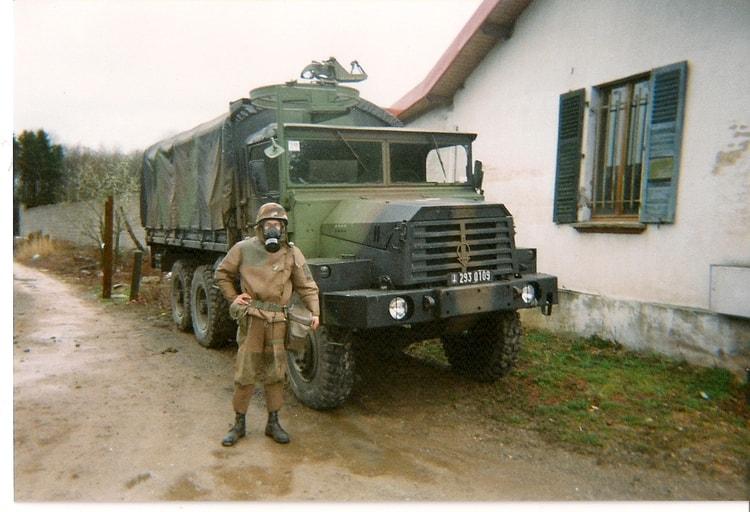militaria /centenaire du 501eme rcc 31041910