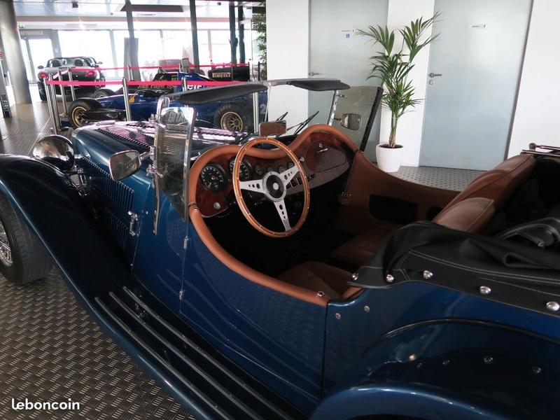 Jaguar SS100 2,5 litres 1936 3c45b810