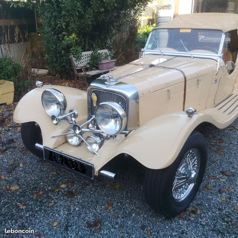 Jaguar SS100 2,5 litres 1936 70a11610