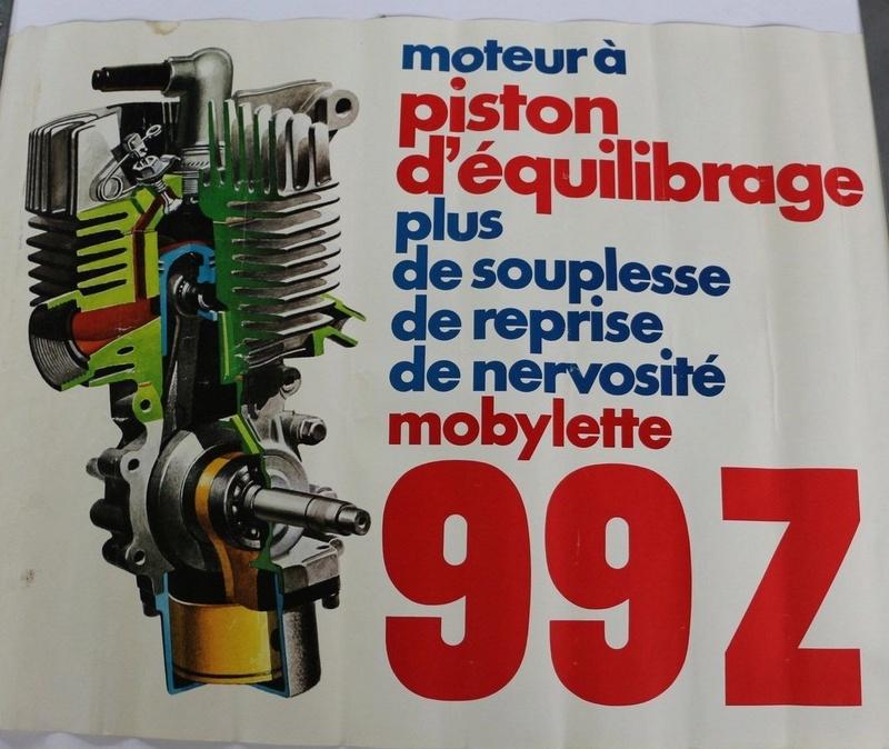 Motobécane 99Z et contre piston Affich10