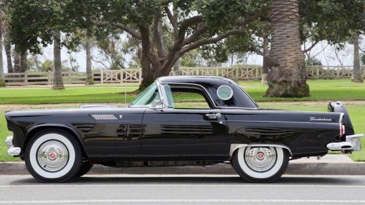 Ford Thunderbird 1956 Bbnhss10