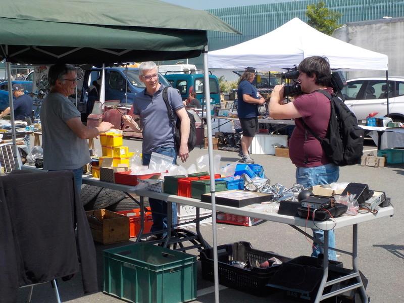 7ème Bourse d'échanges à Rambouillet, dimanche 20 mai 2018 Dscn3512