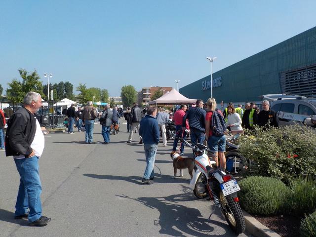 7ème Bourse d'échanges à Rambouillet, dimanche 20 mai 2018 Dscn3565