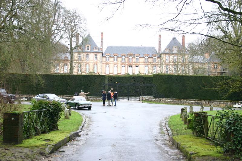 111ème Rendez-Vous de la Reine - Rambouillet le 21 janvier 2018 - Page 2 Img_2243