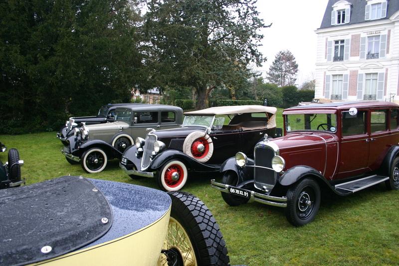 Fêtes des Grand-Mères Automobiles le dimanche 4 mars 2018 Img_2320