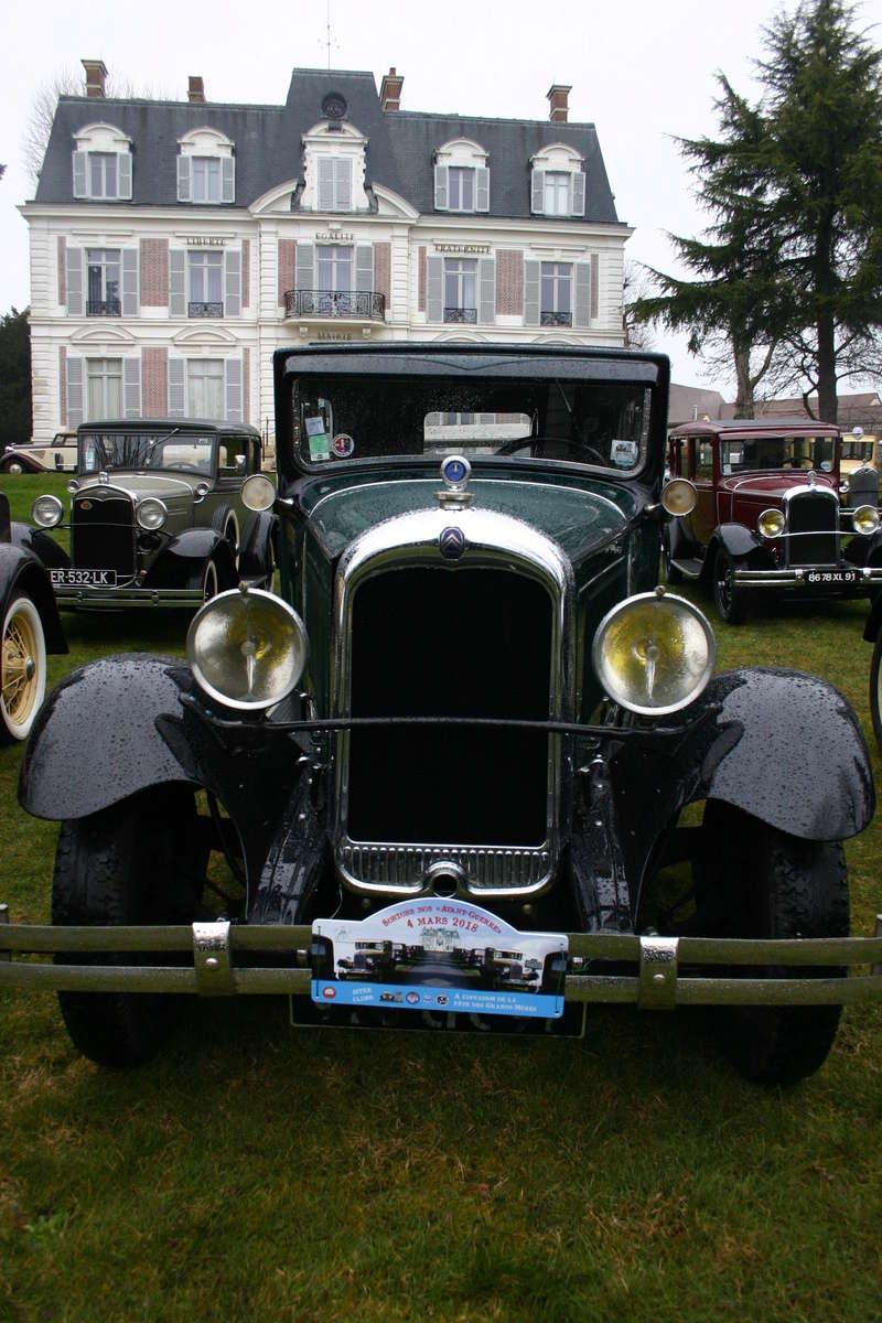 Fêtes des Grand-Mères Automobiles le dimanche 4 mars 2018 Img_2332