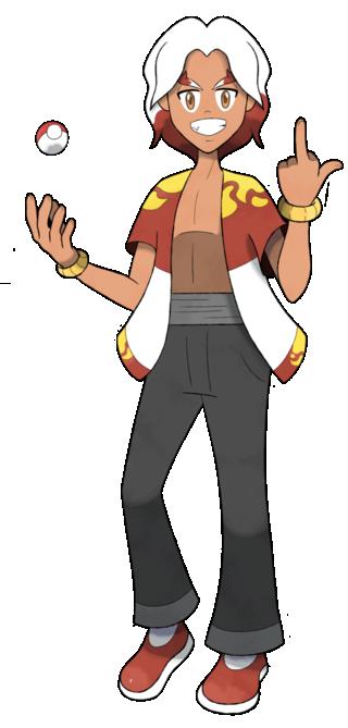 La galerie d'Alioda, le passionné de Pokémon! Gym_le11