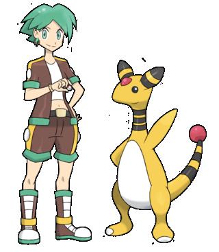 La galerie d'Alioda, le passionné de Pokémon! Gym_le13