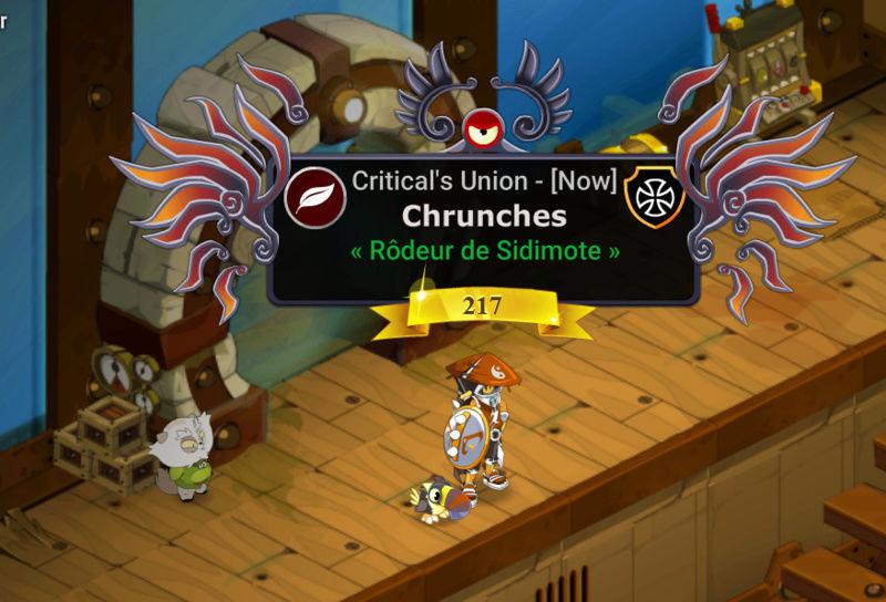 Candidature Chrunches [Recruté] Screen10