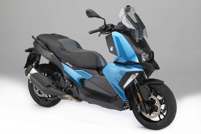 New BMW 400 scooter an alternative? Bmw_c410