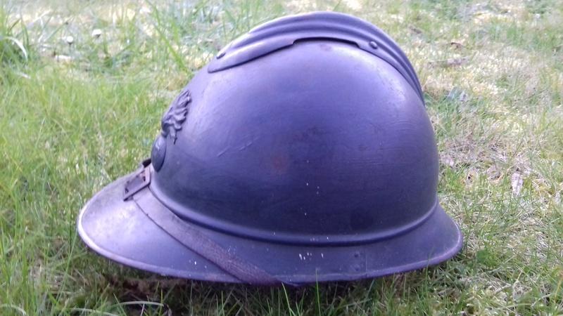 Casque Adrian Mdl 1915 - Infanterie 20180315
