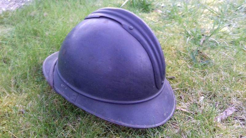 Casque Adrian Mdl 1915 - Infanterie 20180319