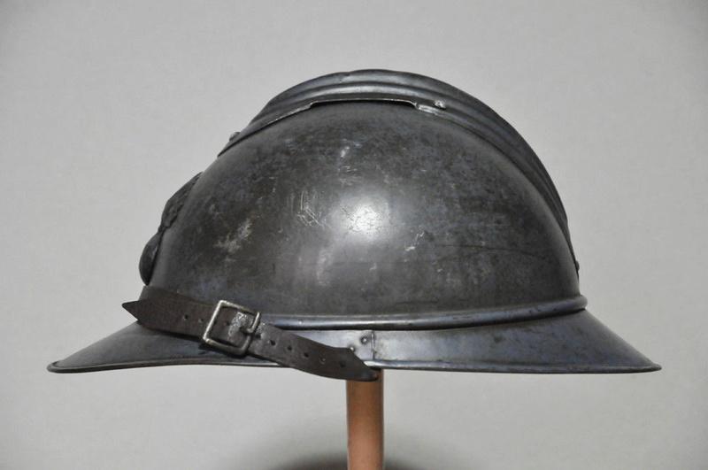 Casque Adrian mdl 1915 de l'infanterie A110