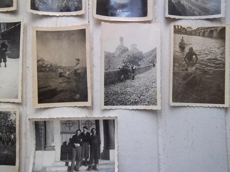 Lot de photo 1943-44-45 d'un CJF de la Loire ?  Loire10