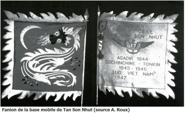 [ Logos - Tapes - Insignes ] LES INSIGNES DE L'AÉRONAUTIQUE NAVALE... - Page 16 Fanion12