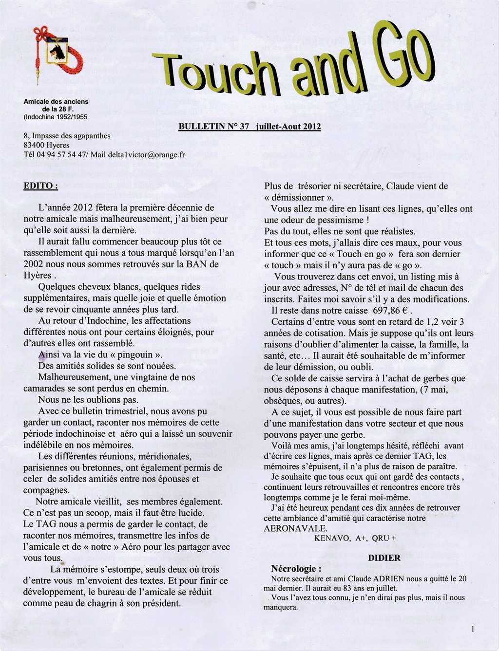 [Opérations de guerre] INDOCHINE - TOME 9 - Page 3 New16410