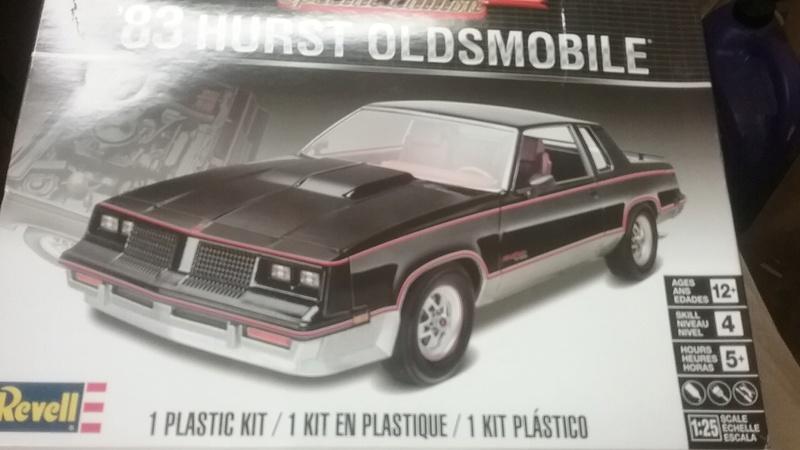 1982 Oldsmobile Cutlass Pro Stock WJ's Hurst Olds 20171027