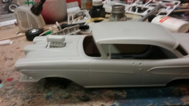 1958 Edsel Pacer Gasser 20171178