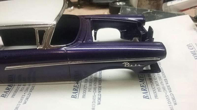 1958 Edsel Pacer Gasser 20171186