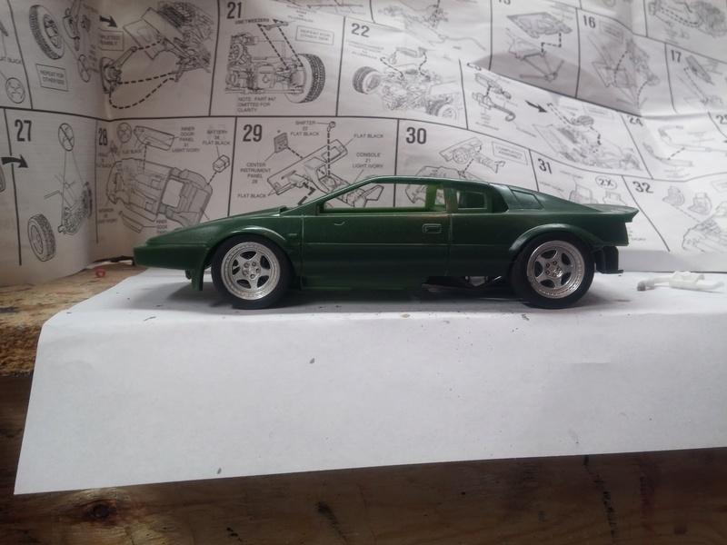 1993 Lotus Esprit Sport 300 Turbo 20180100