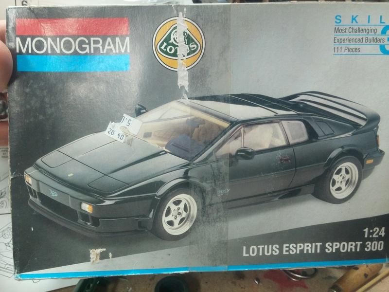 1993 Lotus Esprit Sport 300 Turbo 20180254