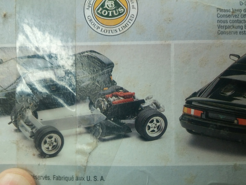 1993 Lotus Esprit Sport 300 Turbo 20180257