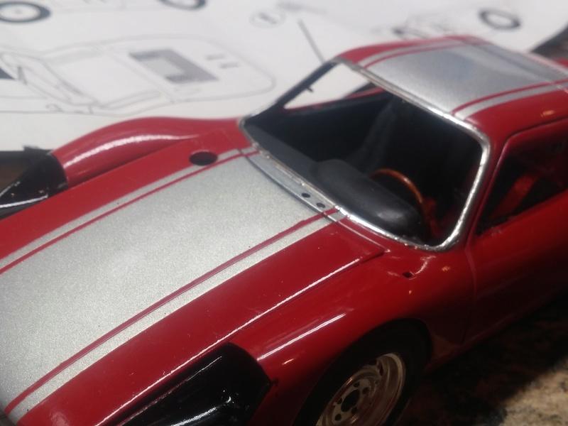 1964 Porsche 904 Carrera GTS 20180366