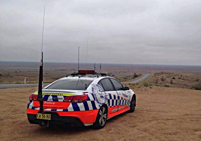 Antennes pour le désert (Safari (4x4) 14117910