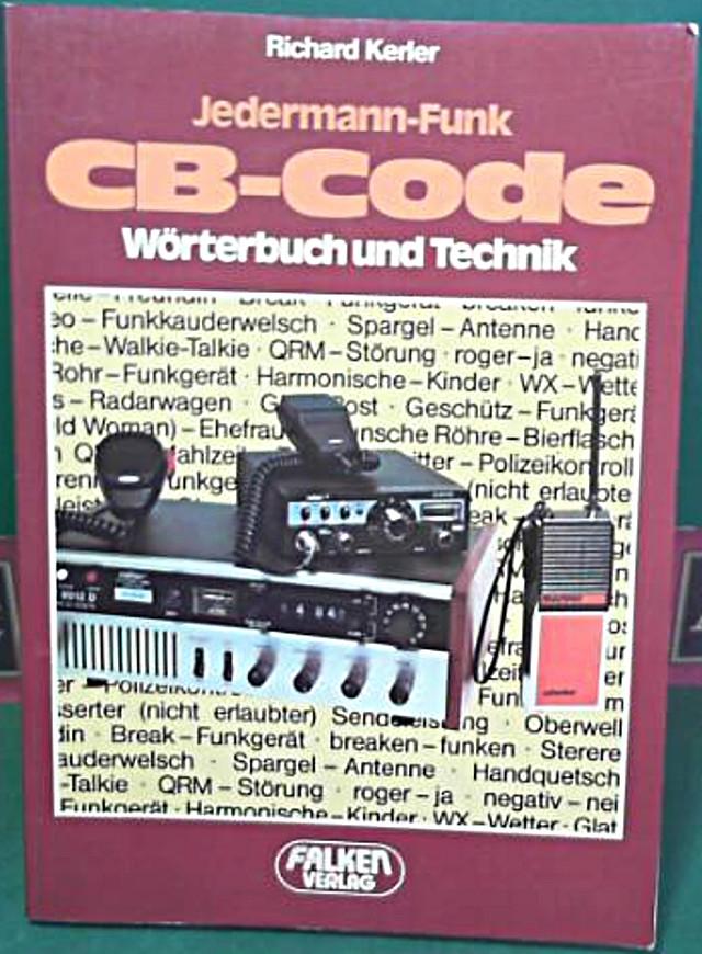 CB-Code Wörterbuch und Technik (Livre) 16541710