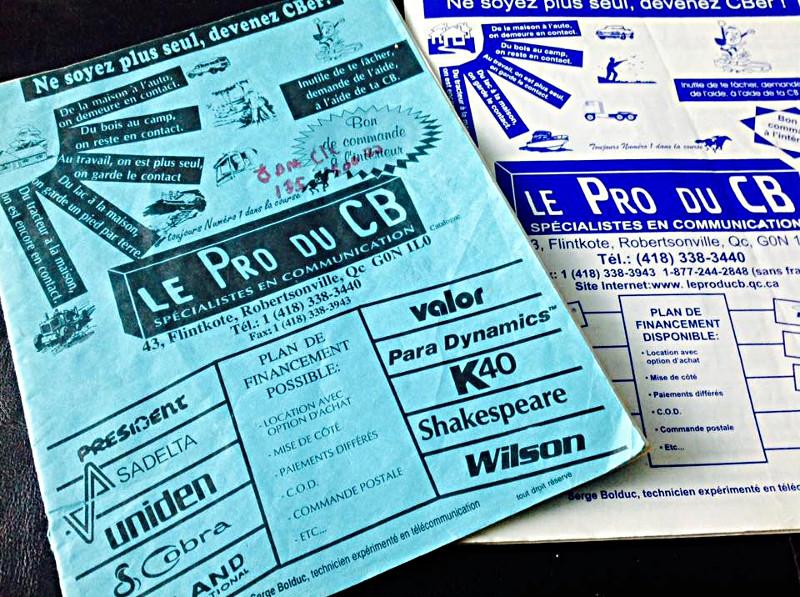 Le Pro du CB (Québec) 23905210