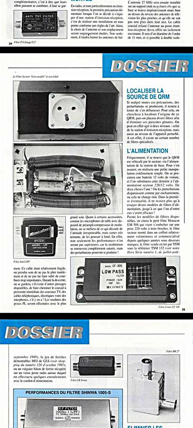C.B. Magazine - Radio C.B. Magazine (Magazine (Fr.) - Page 6 26168010